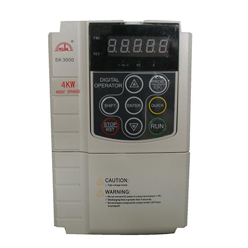sk变频器3000系列4kw